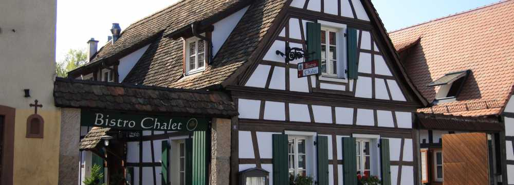 Restaurants in Schifferstadt: Bistro Chalet