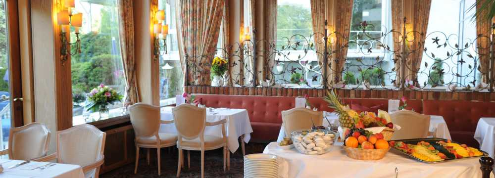 Restaurants in Berlin: Ringhotel Hotel Seehof Berlin, Restaurant auLac