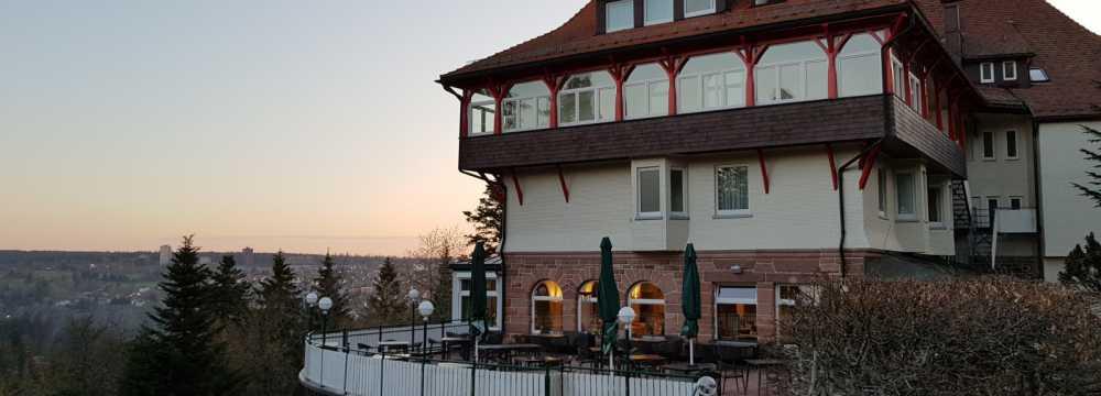 Restaurants in Freudenstadt: Hotel Teuchelwald
