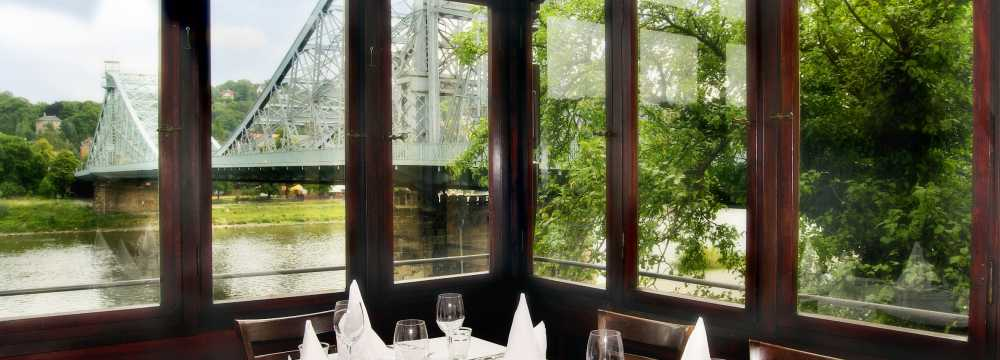 Restaurants in Dresden: Villa Marie