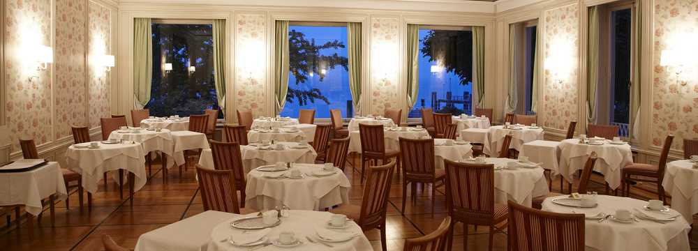 Restaurants in Lindau (Bodensee): Hotel Bad Schachen