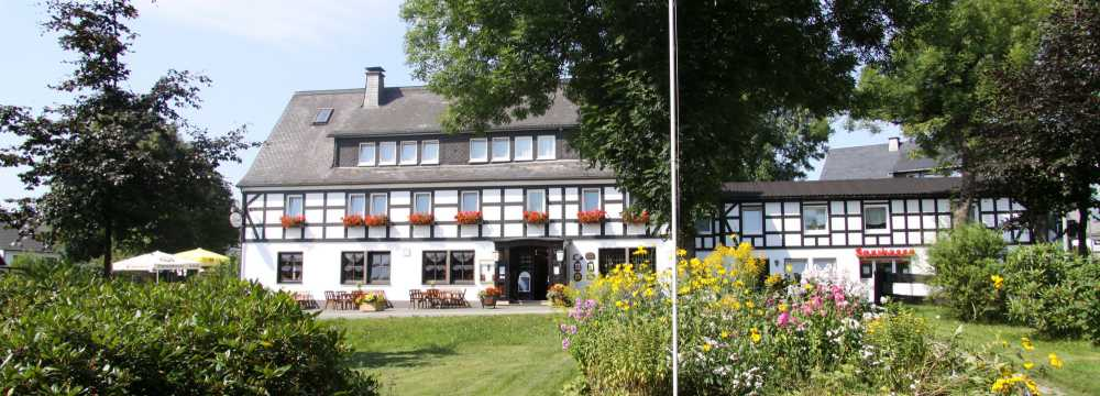 Restaurants in Winterberg: Landgasthof Gilsbach