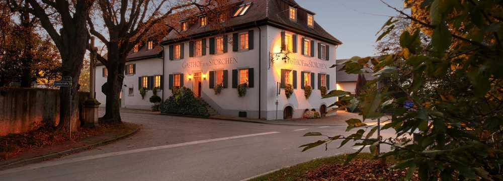Storchen Restaurant Hotel in Bad Krozingen
