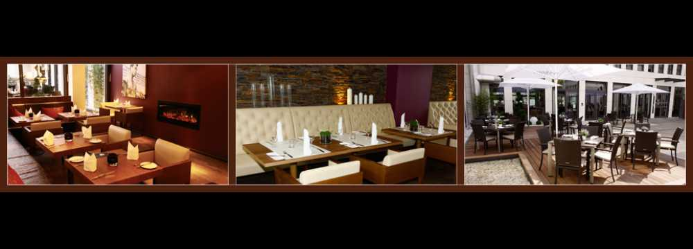 Restaurants in Dortmund:  Ristorante- Bar- Lounge De Luca
