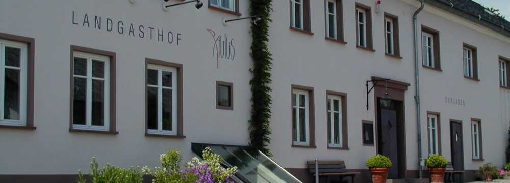 Restaurants in Nonnweiler: Landgasthof Paulus & Der Laden