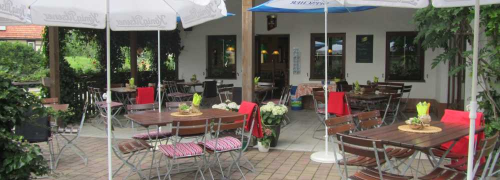 Restaurants in Oberwiera: Gasthof Alte Post