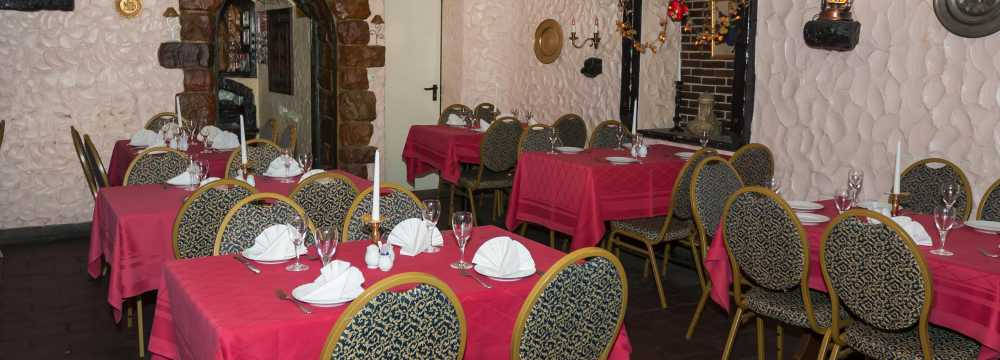 Restaurants in Offenbach: Restaurant-Palazzo Monte Cristo