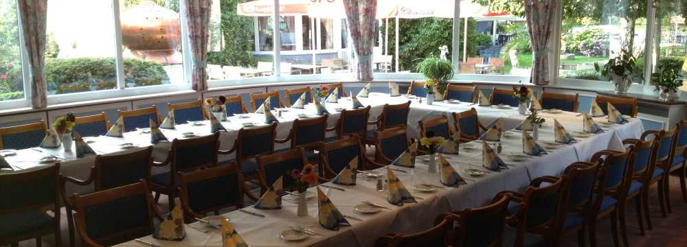 Restaurants in Wunstorf: Hotel Restaurant Haus am Meer