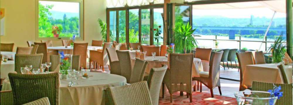 ClemenS in Diehls-Hotel in Koblenz