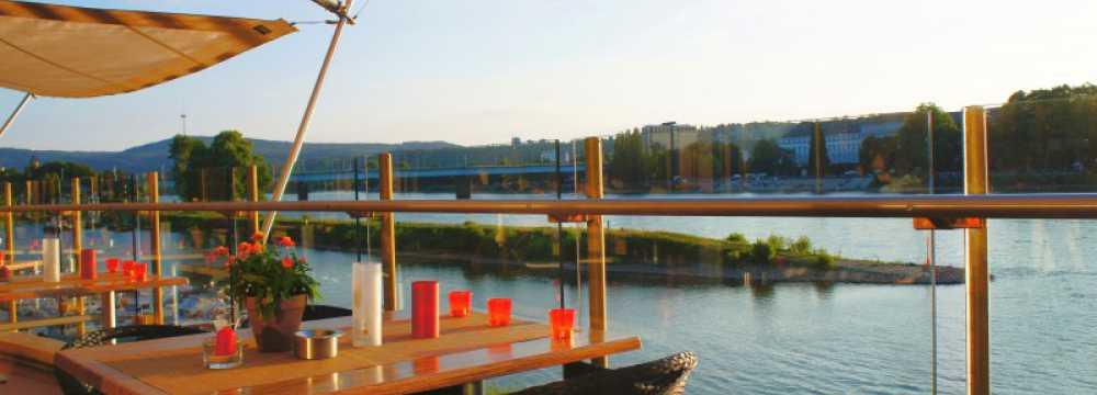 Restaurants in Koblenz: ClemenS in Diehls-Hotel