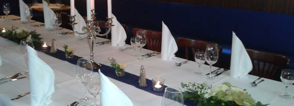 Restaurantschiff Capt.Schillow in Berlin