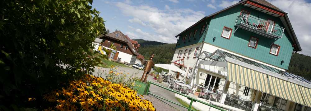 Restaurants in Bad Wildbad im Schwarzwald: Restaurant - Cafe Kleinenzhof
