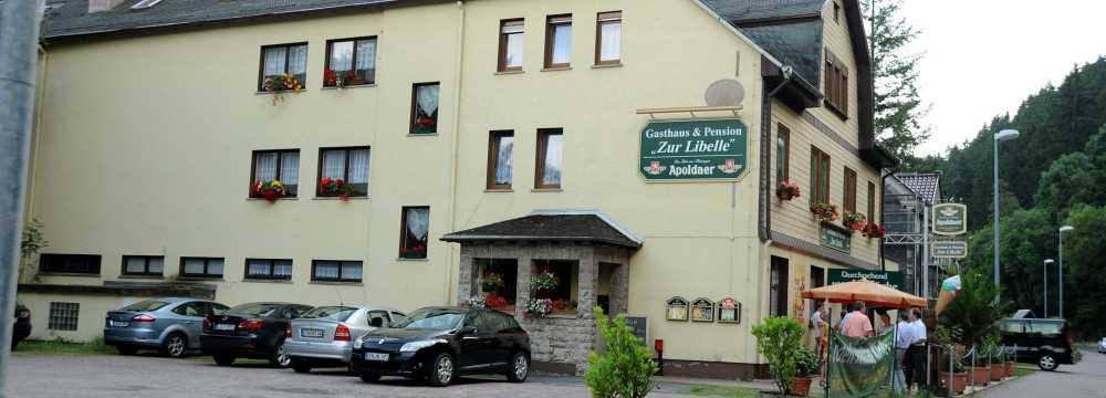 Restaurants in Luisenthal: Pension & Restaurant Libelle