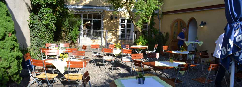 Restaurants in Bayreuth: Restaurant Eule