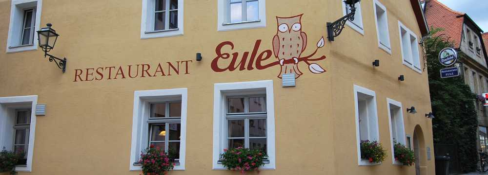 Restaurant Eule in Bayreuth