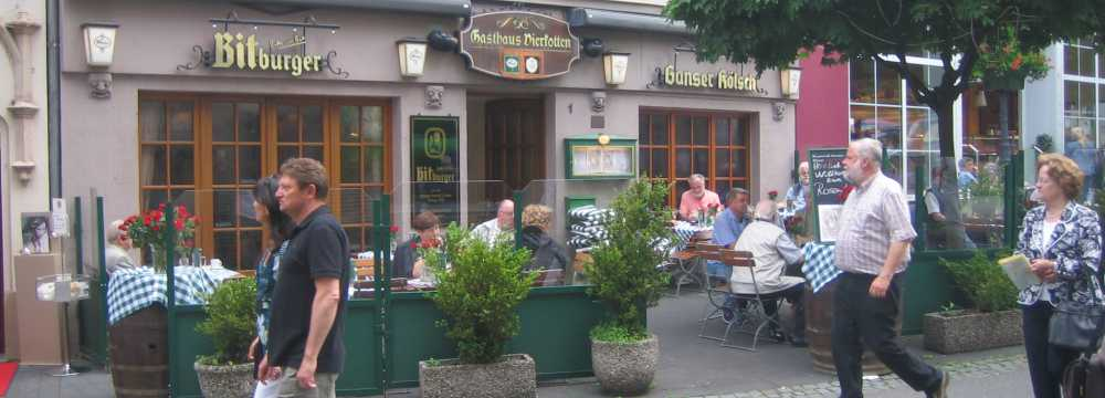 Restaurants in Bad Honnef: Gasthaus Vierkotten