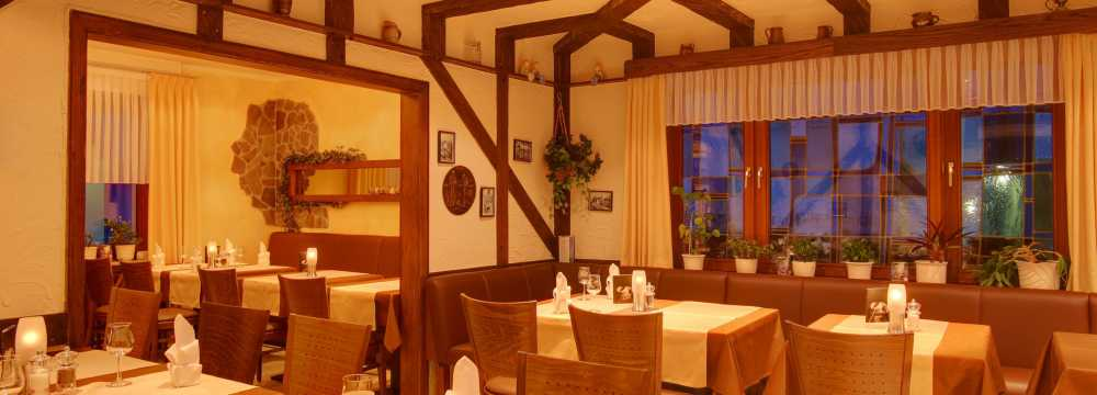 Restaurant-Gasthaus Eifelstube in Rodder