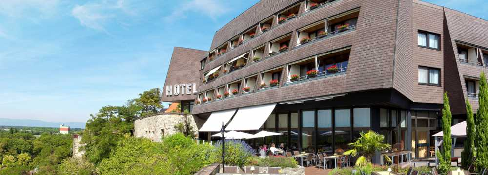 Restaurants in Breisach am Rhein: BEST WESTERN Hotel am Münster