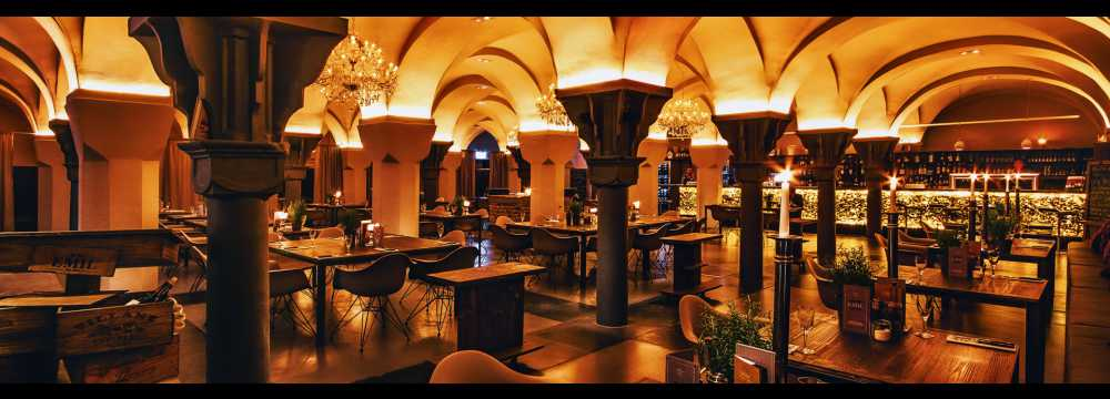 Restaurants in Dortmund: EMIL Grill & Meer