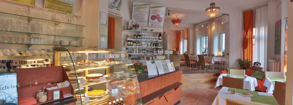 Restaurants in Hannover: Carrots & Coffee