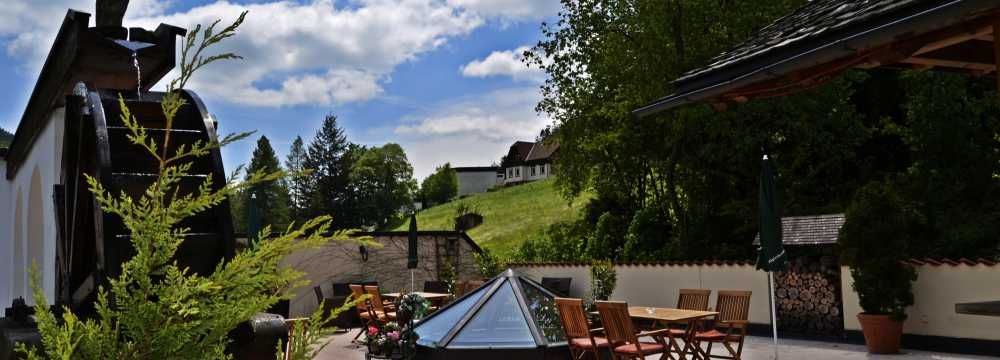 Holzschuh´s Schwarzwaldhotel in Baiersbronn-Schönmünzach