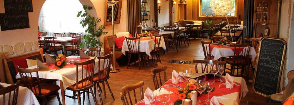 Schmankerl Hotel u. Restaurant Bauer in Tröstau