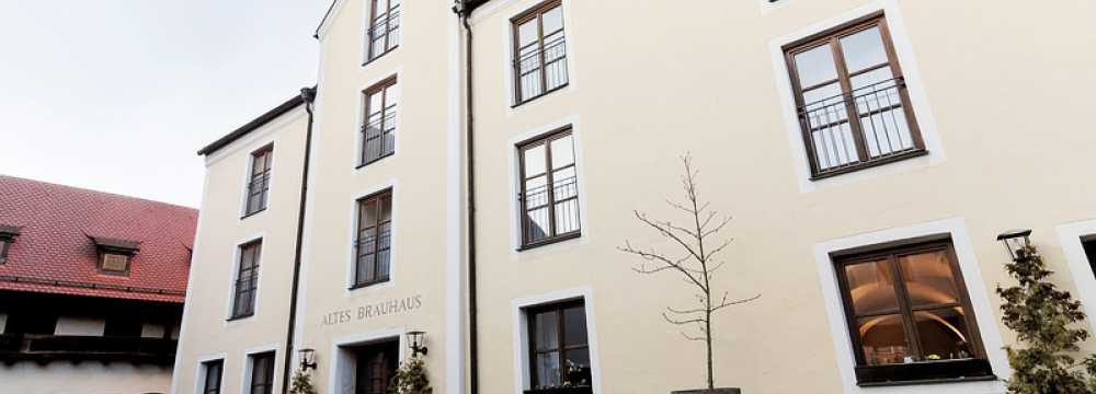 Restaurant im Brauereigasthof und Hotel Schattenhofer in Beilngries