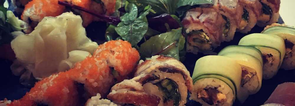 Restaurants in Regensburg: DRAGONBIRDS Sushi & Vietnamese Kitchen