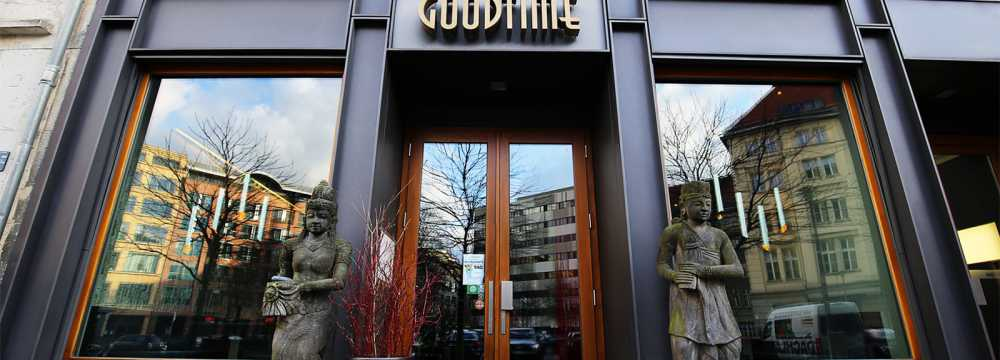 Restaurants in Berlin: Restaurant Goodtime