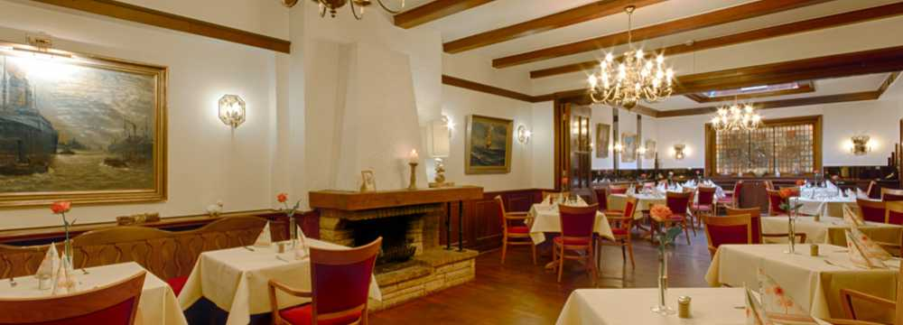 Restaurants in Lübeck: Restaurant Yachtzimmer