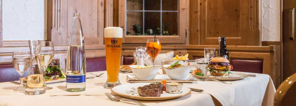 Restaurants in Olching: Schiller´s Restaurant - im Hotel Schiller