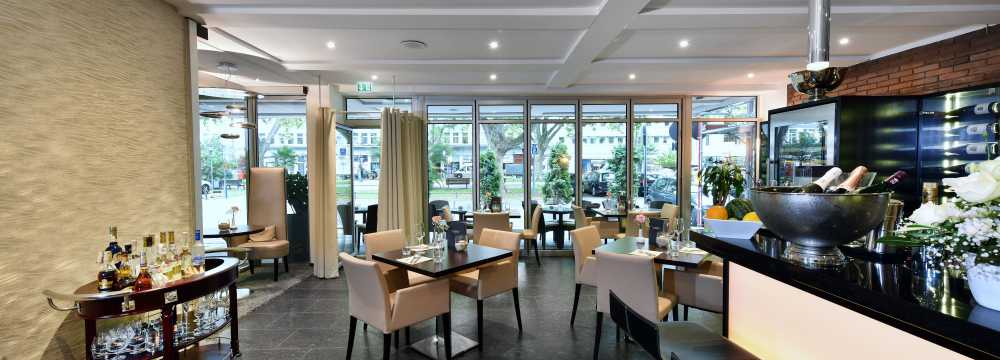 Restaurants in Ludwigshafen am Rhein: Theos Bar & Restaurant