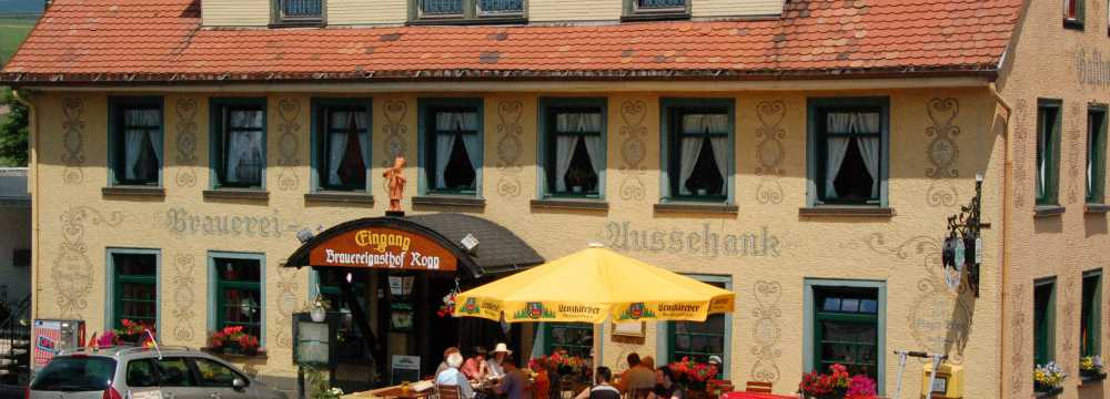 Restaurants in Lenzkirch: Brauereigaststätte Rogg