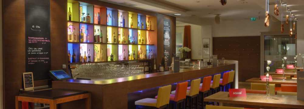 Restaurants in Straubing: Restaurant im Hotel ASAM