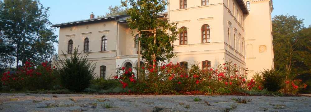 Die Brennerei & Die Residenz im Herrenhaus Möckern in Leipzig