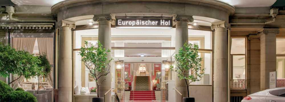 Kurfürstenstube im Hotel Der Europäische Hof in Heidelberg