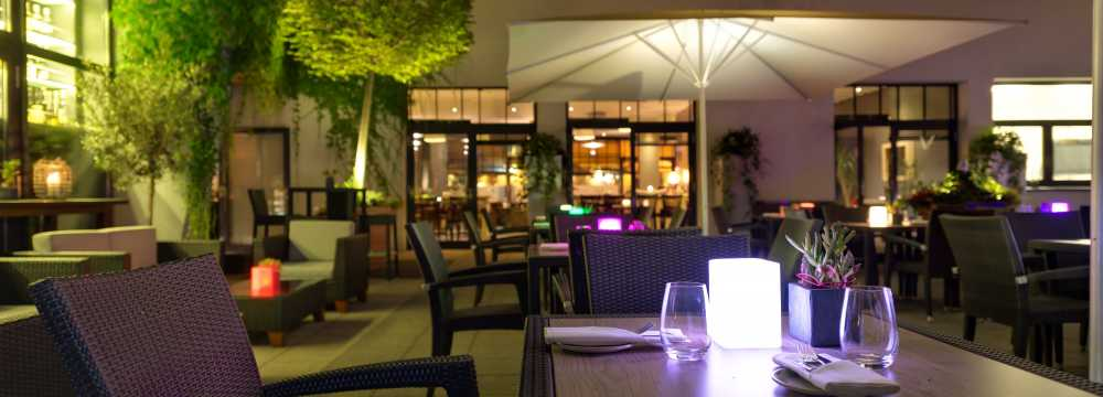 Plaza Grill in Trier