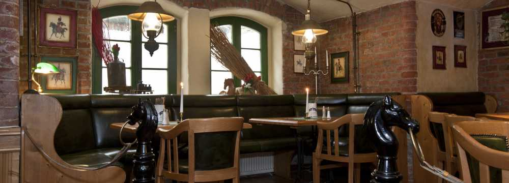 Restaurants in Pasewalk: Hotel Villa Knobelsdorff