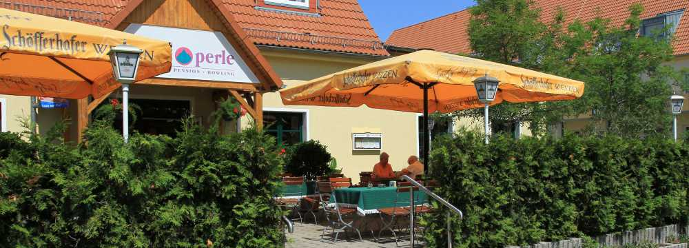 Restaurants in Kochstedt Dessau: Heideperle Dessau