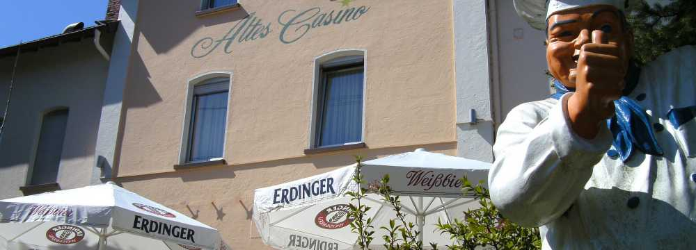 Restaurants in Quierschied: Altes Casino