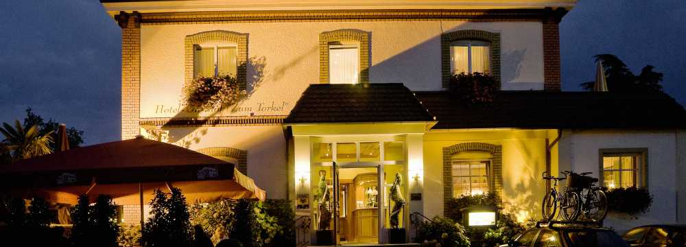 Hotel Restaurant Spa Torkel**** in Nonnenhorn