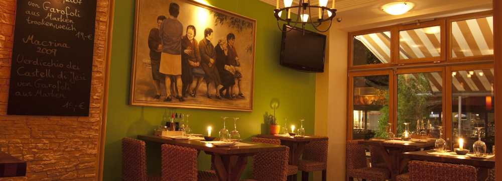 Restaurants in Hannover: Amici Miei