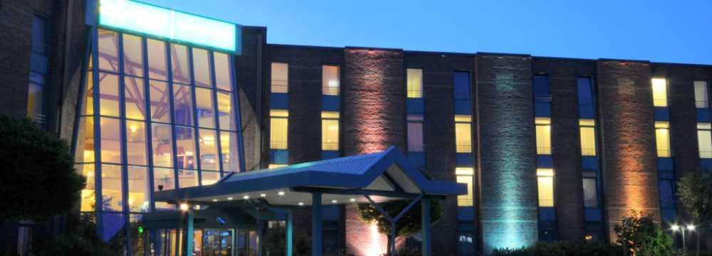 Country Park-Hotel in Sandersdorf-Brehna OT Brehna