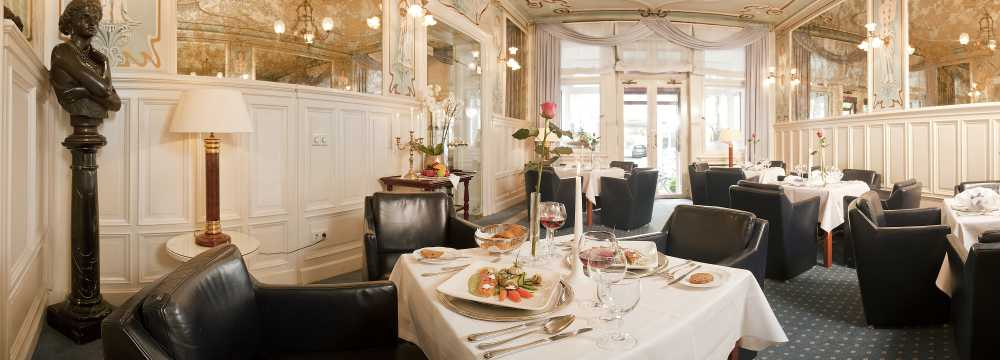 Restaurants in Berlin: Resraurant Grand Cru