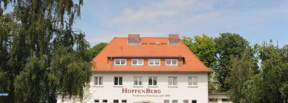 Parkkaffee Hopfenberg in Erfurt
