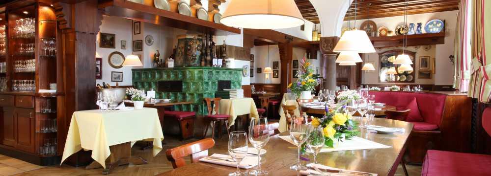 Restaurants in Deidesheim: Hotel Restaurant Deidesheimer Hof
