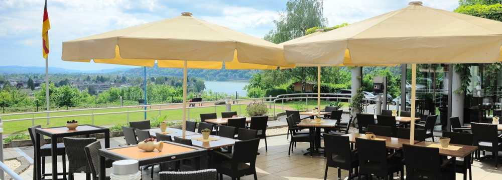 Restaurants in Remagen: Am Unkelstein im Ringhotel Haus Oberwinter