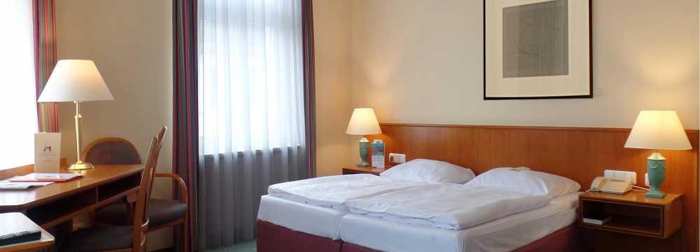 Galerie Hotel Leipziger Hof in Leipzig