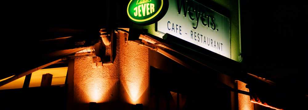 Weyers Restaurant in Berlin