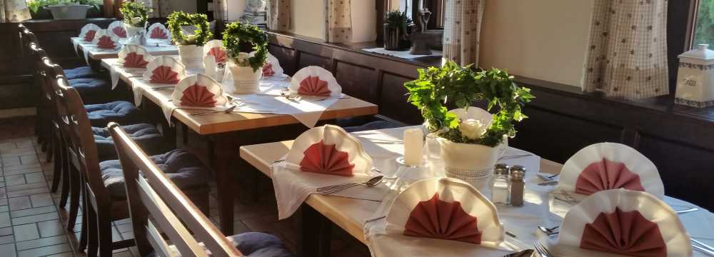 Restaurants in Friedberg: Gasthof Zur Linde